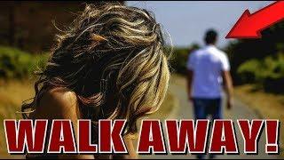 Video The POWER Of WALKING AWAY From Women! ( RED PILL ) MP3, 3GP, MP4, WEBM, AVI, FLV Agustus 2019