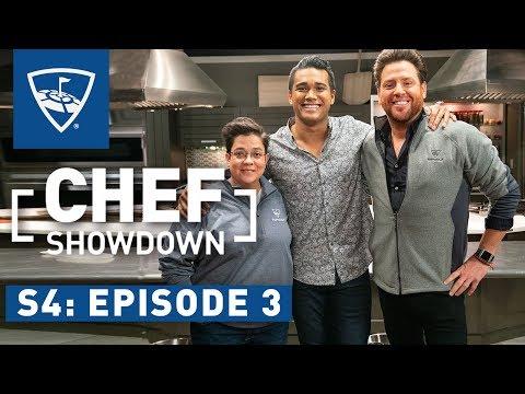 Chef Showdown | Season 4: Episode 3 | Topgolf
