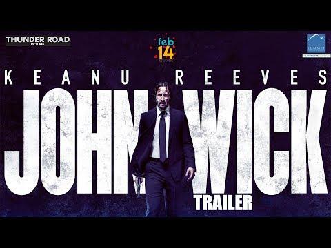 JOHN WICK - Chapter 1 English Trailer (With subtitles)   Feb14studios
