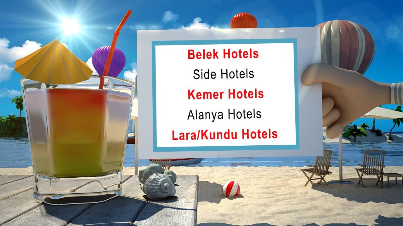 Riviera Transfers | Antalya Turkei