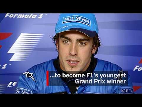Alonso Makes History | 2003 Hungarian Grand Prix