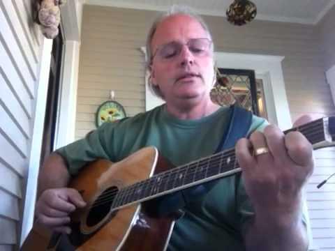 LA Freeway guitar lesson w intro fingerpicking riff by Guy Clark