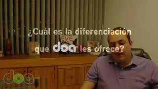 doa Consultoría - Cliente: EVEMAQ