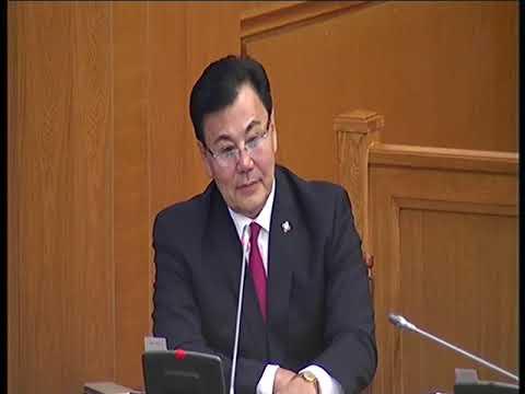 Ц.Мөнх-Оргил: СӨХ-ын төв зөвлөл төрийн бус байгууллага хэвээрээ үлдэх үү?