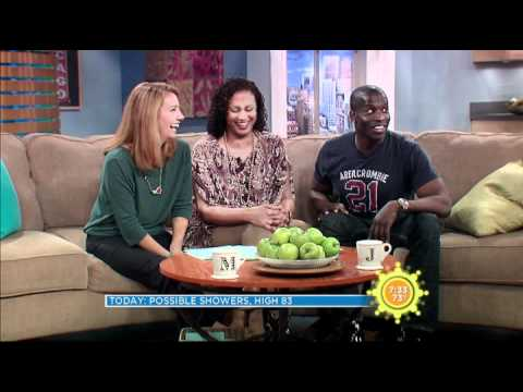 Godfrey Interview On You & Me This Morning