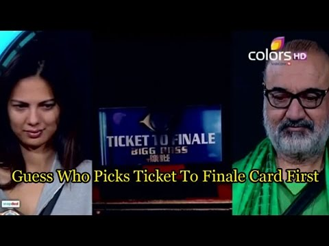 Exclusive Bigg Boss 9: Guess Who Picks Ticket To F