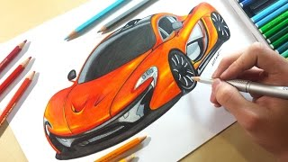 Drawing - McLaren P1 Let me know what about what you think below!!(If you have any suggestion for me to draw, let me know in the comment)Equipment and Art Tools- Color Pencil: Caran d'ache - Prismalo Color Editing equipment- Sony DSC-WX50 (Amazon: http://goo.gl/P7UzH5)- Final Cut Pro X & iMovie (Mac App Store)- Manfrotto Compact Tripod (Amazon: http://goo.gl/QsZuCM)- SelfieStick Music provided by AirwaveMusicTV Catas - Wayshttps://www.youtube.com/watch?v=CsTgiZlGyho► Catas (Artist's Social Media)https://soundcloud.com/catas-officialhttps://www.facebook.com/CatasDjProducerhttps://www.youtube.com/channel/UCWyE...