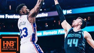 Philadelphia Sixers vs Charlotte Hornets Full Game Highlights | March 19, 2018-19 NBA Season