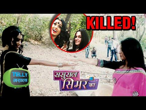 Finally! Simar To Kill Indravati | Sasural Simar K
