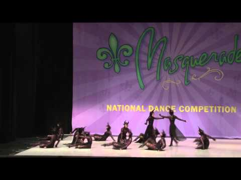 Best Open // MALIFICIENT - Rhythm & Shoes Dance Studio [Bentonville, AR]