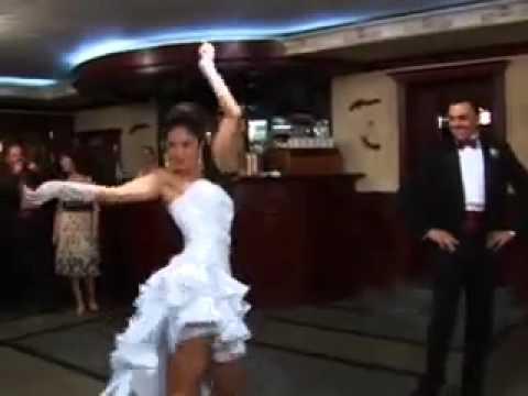 Офигенный свадебный танец