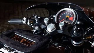 8. Yamaha v-max CS 07 Gasoline has been influenced by drag racing bikes