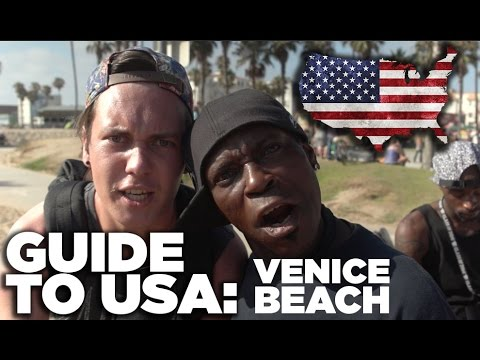 Guide - Guide To Venice Beach! I hang out with the locals and have a hectic time! CLUB RUB TOUR TIX: http://joshwade.nwaevents.net. INSTAGRAM: @joshwadee TWITTER: http://www.twit...