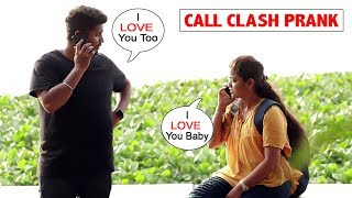 Call Clash Prank |  Prank In India  | Baap of Bakchod - Raj Khanna