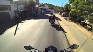 Atravessando a cidade de Itaperuna