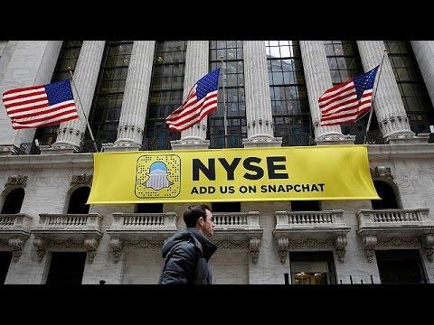 ΗΠΑ: Το Snapchat «μπαίνει» στη Wall Street – economy