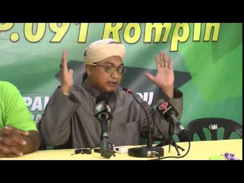 Sidang Media PRK P.091 Rompin | 23 April 2015