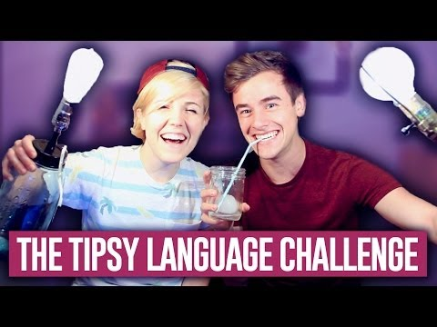 The Tipsy Language Challenge