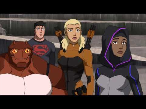New Synopsis and Screenshots of Episodes 7 9 Revealed for Young Justice Outsiders, and More!!!