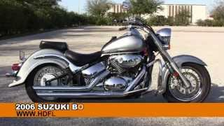 2. Used 2006 Suzuki Boulevard C50 Motorcycles for sale in Tampa Brandon