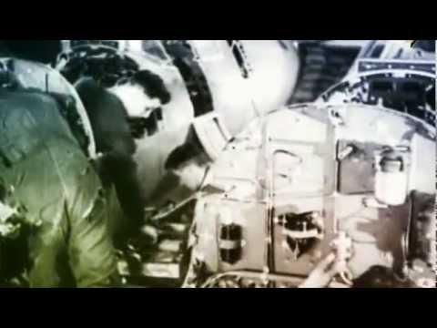 Истребители второй мировой войны.1 серия.
