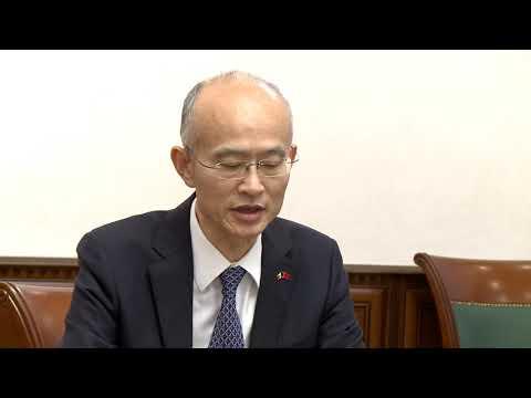 Президент Республики Молдова провел встречу с Послом Китайской Народной Республики
