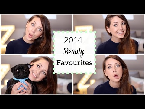 2014 Beauty Favourites   Zoella