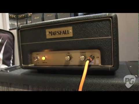marshall - http://www.premierguitar.com PG's Rebecca Dirks is On Location in Anaheim, CA, at the 2012 NAMM Show where she visits the Marshall Amps booth. In this segmen...