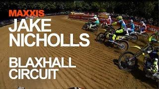 Blaxhall United Kingdom  City new picture : ONBOARD LAP at Blaxhall ft. JAKE NICHOLLS - Maxxis British Motocross