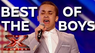 Video Best Of The Boys | The X Factor UK MP3, 3GP, MP4, WEBM, AVI, FLV Maret 2019