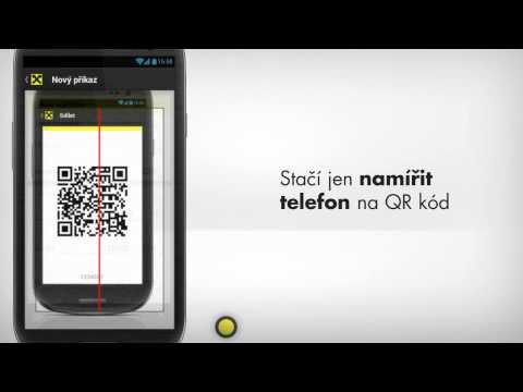 Video of Mobilní eKonto Raiffeisenbank