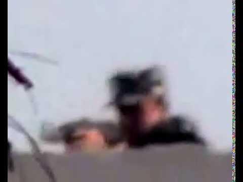 Fotografo filma su propia muerte por un soldado
