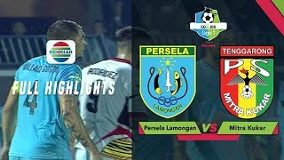 Download Video Persela Lamongan (3) vs (1) Mitra Kukar FC - Full Highlight | Go-Jek Liga 1 Bersama Bukalapak MP3 3GP MP4