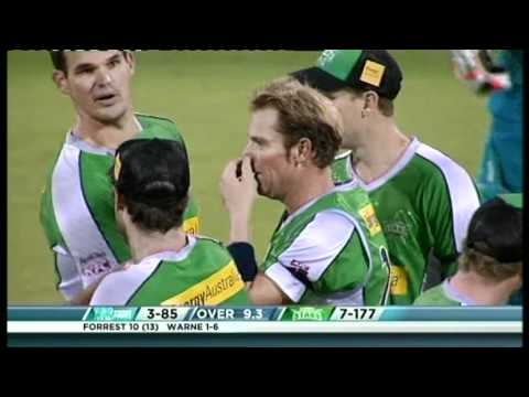 Wickets - Watch as we count down the Top Ten wickets from the 2011-12 KFC T20 Big Bash League season.