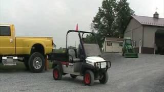 5. Bobcat 2200 UTV 4x4 Diesel