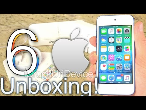 iPod Touch 6th Generation Unboxing (iPod 6th Gen 2015): Review and Giveaway!
