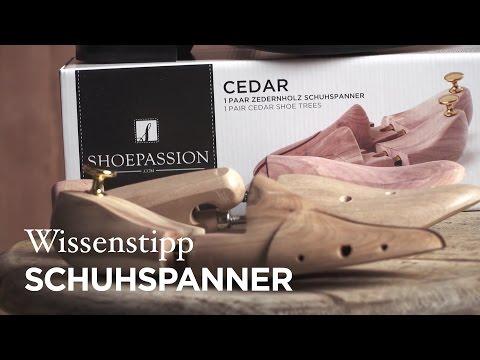 Wissenstipp: Schuhspanner