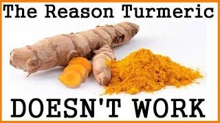 Video The Reason Why Turmeric Doesn't Work! MP3, 3GP, MP4, WEBM, AVI, FLV Desember 2017