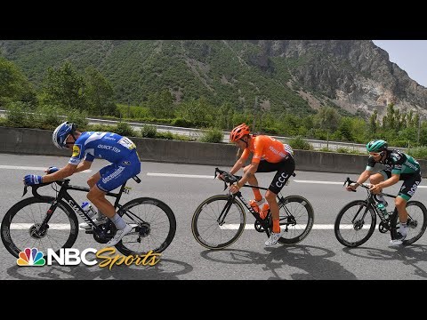 Critérium du Dauphiné 2019: Stage 6 | EXTENDED HIGHLIGHTS | Cycling on NBC Sports