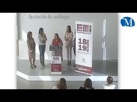 Presentación de las Jornadas EMI (Empresarias Malagueñas Impulsan)