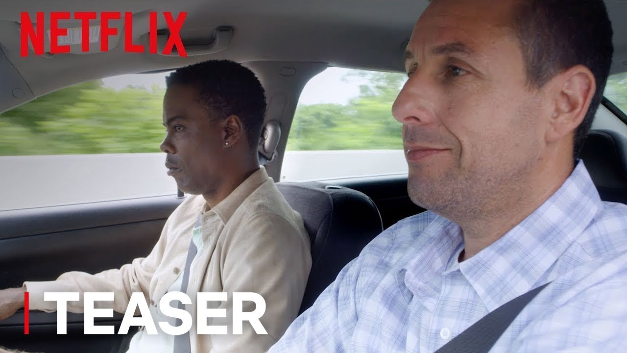 Adam Sandler & Chris Rock are Father's of the Bride & Groom in Netflix Comedy 'The Week Of' (Teaser Trailer)