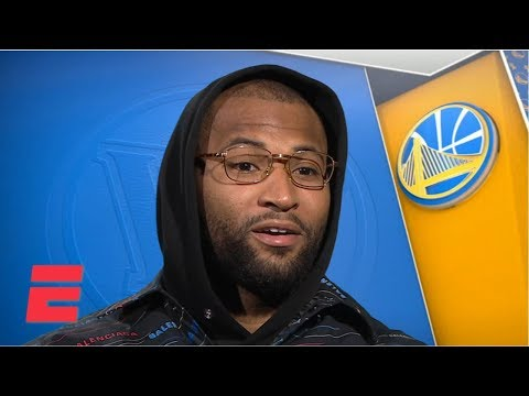 Video: DeMarcus Cousins: Injury recovery was 'tough process' | NBA Interview