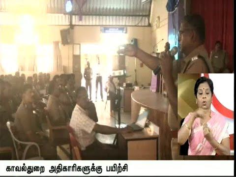Police-Training-For-Election-at-Nilagiri