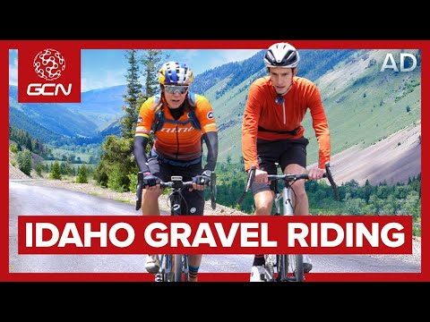 A Slice Of Epic Idaho Gravel Riding With Rebecca Rusch
