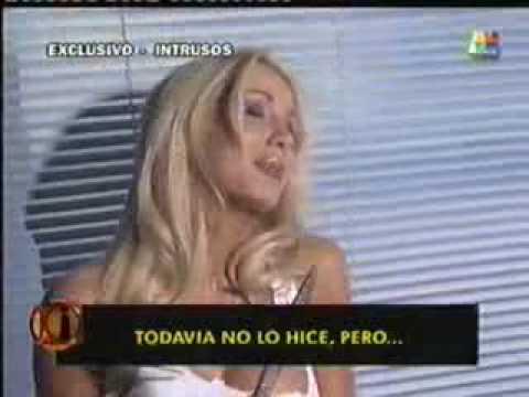 Luciana Salazar, dame tetotas