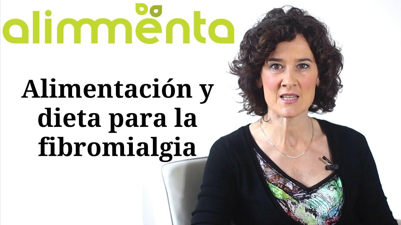 vídeo sobre la dieta para la fibromialgia