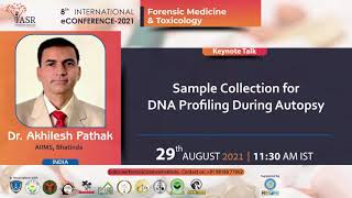 Sample Collection for DNA Profiling During Autopsy