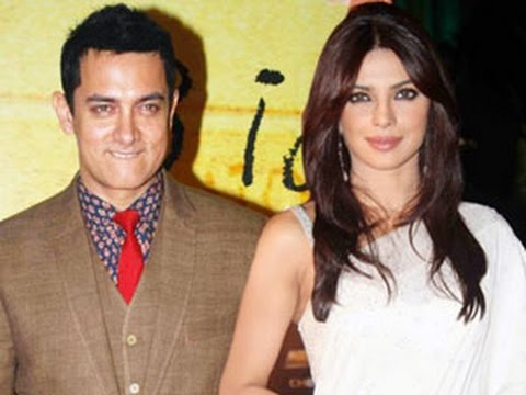 Priyanka Wants To Replace Aamir For The Incredeble