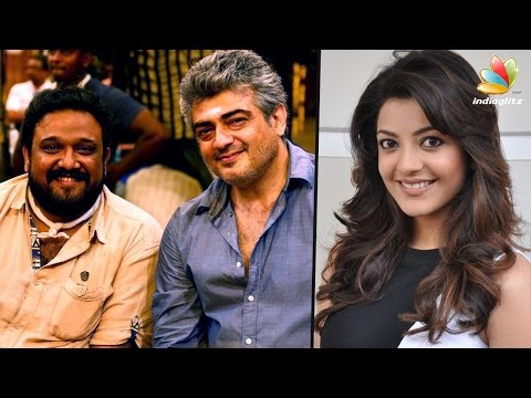 Kajal-Agarwal-joins-Thala-57-in-Bulgaria-Ajith-Siruthai-Siva-Hot-Tamil-Cinema-News