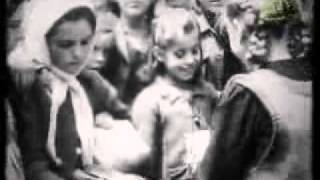 1948 Greek Children or Aegean Macedonian Refugee Children - Part-01